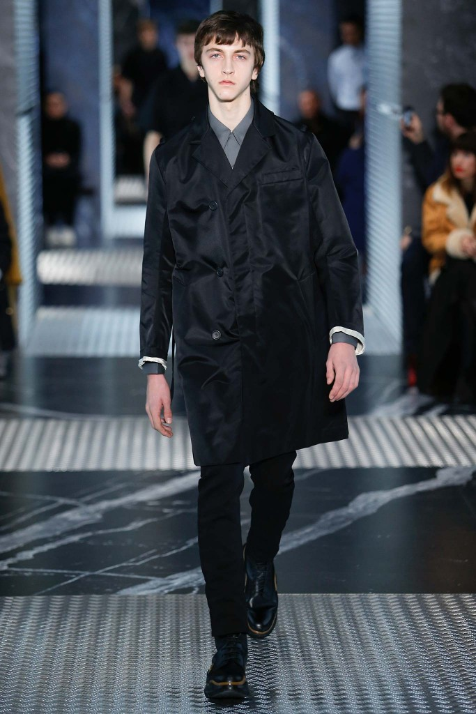 Prada Men Fall 2015 Style.com