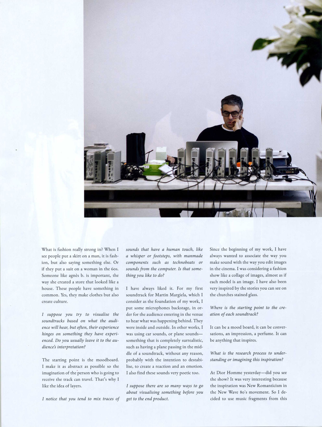 Press Studio Frederic Sanchez Page 5